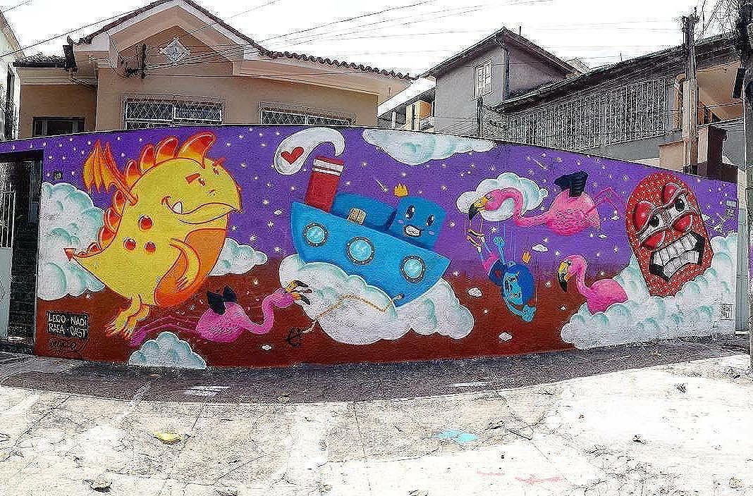 Compartilhado por: @rafaelgeraldo via #StreetArtRio | Mais detalhes da obra, local e artista em: streetartrio.com.br #streetart #riodejaneiro #rj #instalike #instagood #instaday #instalikes #instaartist #streetstyle #streetartistry #streetphoto #streetphotography #streetartistry #artlovers #artstagram #arte #artwork #arteurbana