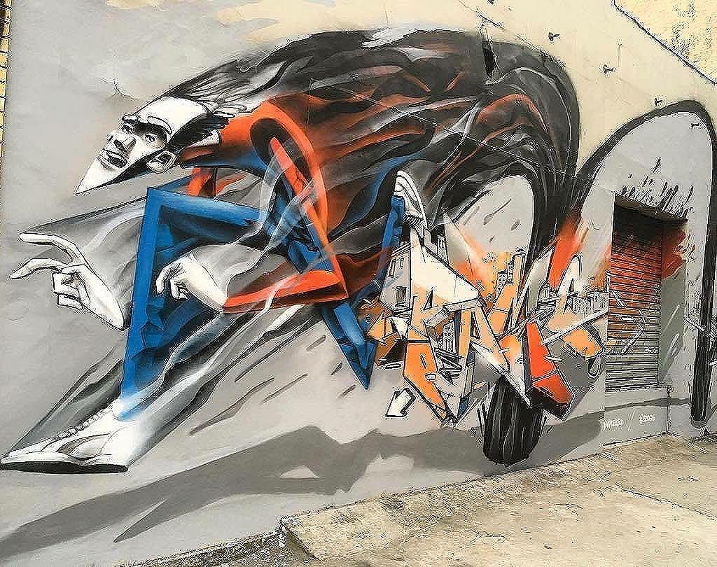 Compartilhado por: @tschelovek_graffiti via #StreetArtRio | Mais detalhes da obra, local e artista em: streetartrio.com.br #streetstyle #streetart #streetartistry #streetphoto #streetworkout #streets #streetphotography #instalikes #instaartist #instagood #instaday #graffiti #graffitiart #graffitiporn #graffitiwall #graffiticulture #urbanstyle #urbanarts #urbanart #urbanwalls #urban #rj #rio #riodejaneiro #errejota
