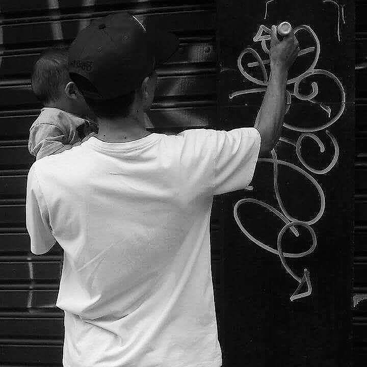 Ensinamentos... - #sprayart #style #vscocam #vandal #sp #pixo #tag #bombing #bomb  #street #rua #Streetart #saopaulo #artgallery #art #hiphoprio #spray #mtn #montanacolors #colors #streetphoto #streetphotography #streetphotographer #streetartrio #vandalism #arteurbana #urbanart #rjvandal #besidecolors #vandallovers