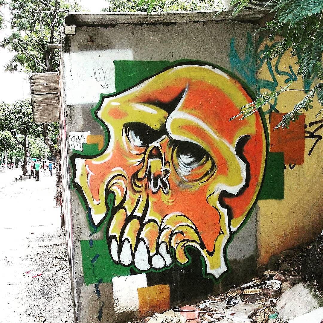 Escondidinho Rua Nossa Senhora de Lourdes  Andaraí  #StreetArtRio  #grafittinoriodejaneiro