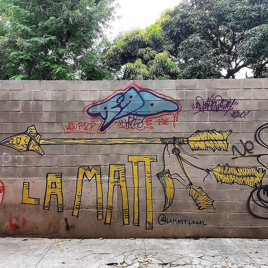 La Matt #urban #urbanart #urbanphotography #streetart #streetartrio #streetphotography #streetarteverywhere #wallart #graffiti #graffitiart #gallerywall #s7edge #nofilter #rio #riodejaneiro #rj #photoart