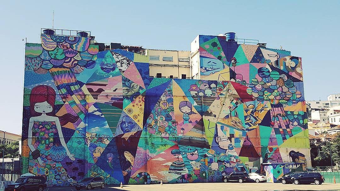 #olharever #pelasruasdoriodejaneiro #art #pintura  #paint #paintart  #graffiti #graffitiart #spray #sprayart #instagrafite #mural #muralart  #artepelasruas #streetart #StreetArtRio #streetartrio  #streetstyle #streetartistry #streephotography #stredowntown #urban #urbanart  #centrodacidade #downtown