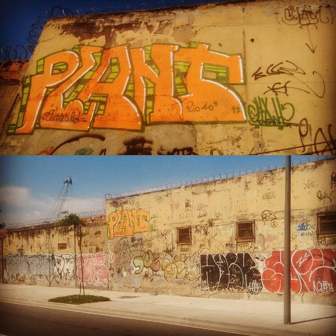Rio 40°  #fabioplant #classeD #streetartrio #ruasdazn