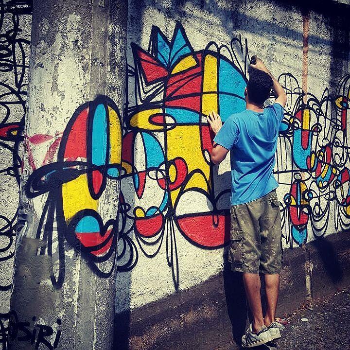Rolê jovem hoje!! Com meu mano @siridomuro  #rabisco #risco #graffitiart #graffiti #streetartrio #arte #arteurbana #spray #pintar #pintura #painting #niteroi #errejota #açao @action