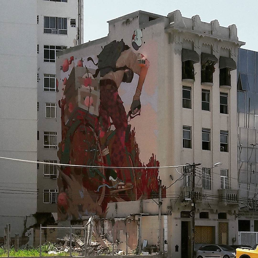 Street Art Rio  #StreetArtRio #street #art #grafitti #Rj #cidademaravilhosa