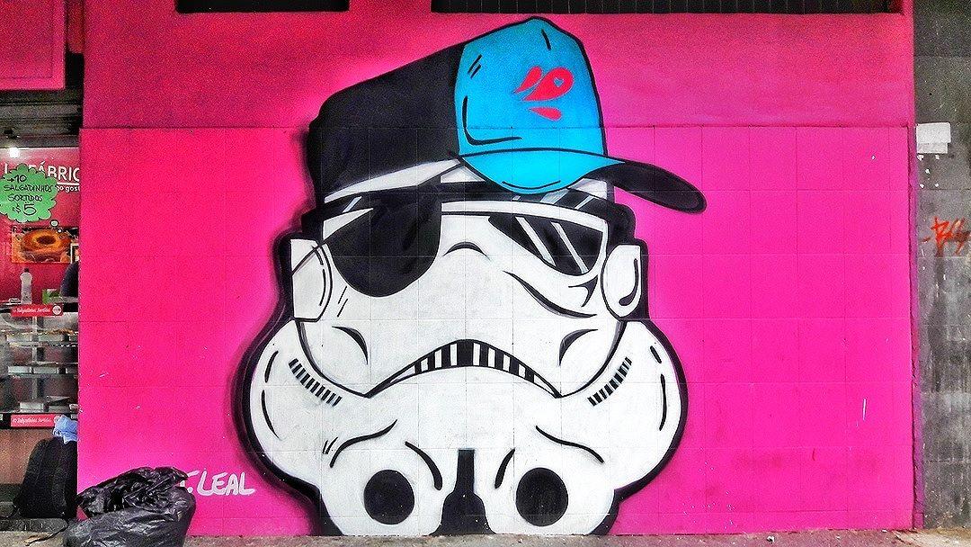 #StreetArtRio  Grafite na Avenida Maracanã, próximo à esquina com a rua Visconde de Itamarati, na Tijuca. Artista: Thiago Leal (@thiagolealc) Tirada em 19/01/2017 ____________________________________  Quer conhecer mais obras deste artista e de tópicos relacionados? Explore mais em: #g021_thiagoleal