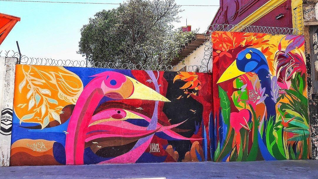 #StreetArtRio  Grafite no final do Boulevard Olímpico, na Gambôa. Artista: Lamarca (@marcelolamarca) Tirada em 26/08/2016 ____________________________________  Quer conhecer mais obras deste artista e de tópicos relacionados? Explore mais em: #g021_lamarca