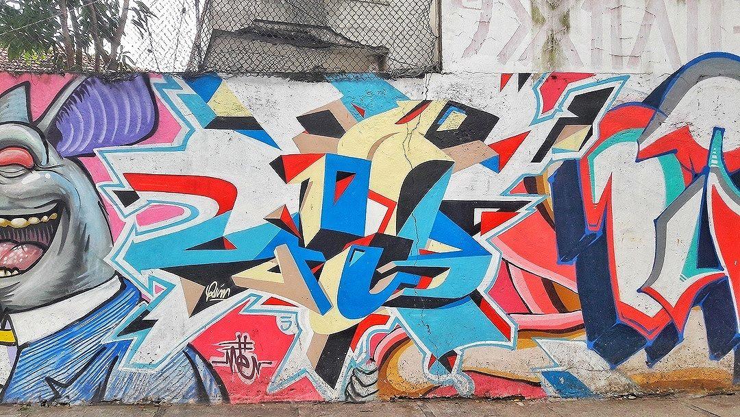 #StreetArtRio Grafite nos muros do CAp UFRJ, na Lagoa. Artistas: Meton (@meton.joffily), Swop (@joaotolentino) e Duke (@dukecapellao) Tirada em06/09/2016 ____________________________________  Quer conhecer mais obras destes artistas e de tópicos relacionados? Explore mais em: #g021_meton #g021_swop #g021_duke #g021_不明