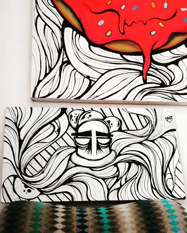 Tela 70x40 finalizada no conceito streetart. Lembrando que está tela está a venda para decorações e arranjos. Os interessados vem de inbox. #instalike #instagood #instasize #instapic #instalove #oncanvas #art #streetart #streetartrio #graffiti #graffitirj #paint #lovepaint #riodejaneio #brazil #dnz
