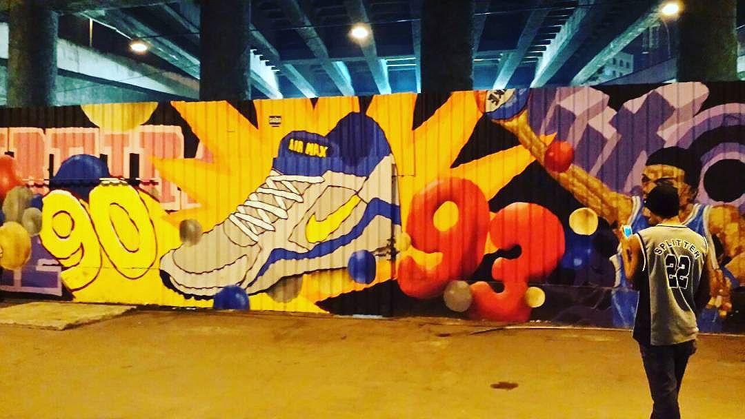 Viaduct - Dutão #olharever #pelasruasdoriodejaneiro #art #artepelasruas #pintura #paint #paintart #graffiti #graffitiart #graffitipaint  #spray #sprayart #sprayartist #streetartverywhere #streetartlovers #instagrafite  #streetartrio #StreetArtRio #streetartofficial #streetstyle #streetartistry #streephotography #urban #urbanart #urbanstreetart #mural #muralart