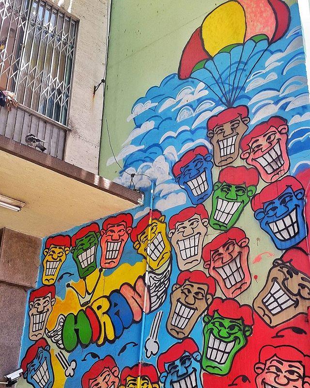 Agradeço à todos que enviaram mensagens e directs ontem pelo meu aniversário!  A presença de cada um aqui faz toda a diferença!  #angatu #hiran #rafaelhiran #streetartrio #graffitiart #streetart #artederua #arteurbana #graffitilovers #ilovegraffiti #graffiticlicks #olheosmuros #instagrafite #streetartrio #igersrio #ig_riodejaneiro #riofotografia #errejota #rioetc #riocomAmor #arquiteturaurbana #amearquitetura #fotografiaurbana #graffiticlassicmoments #artebrasileiros #brarts #angatus #helldejaneiro #riodejaneiro #riofotografia