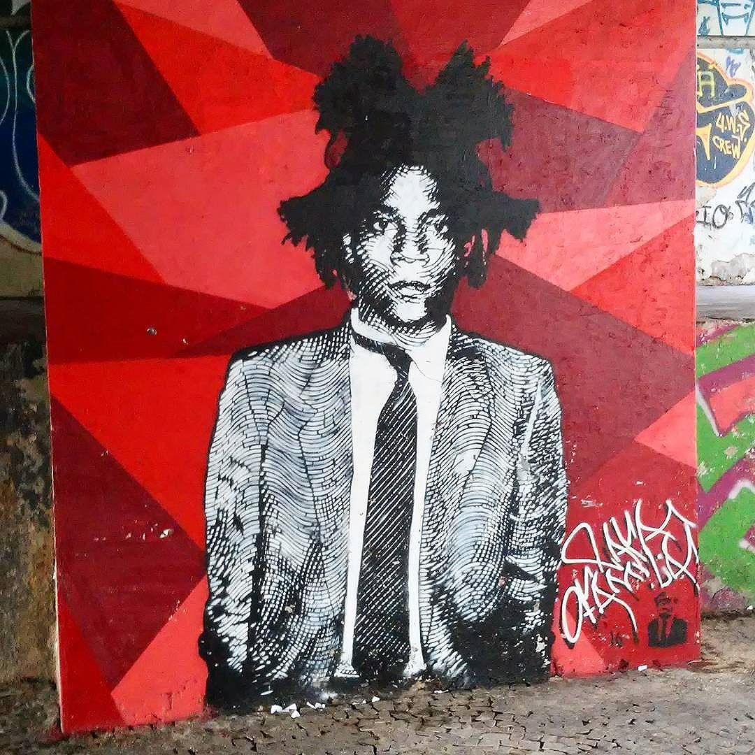 #basquiat #streetart #StreetArtRio #streetartrj #urbanart #urbanwalls #wallart #arturbain #artderue #artecallejero #arteenlascalles #arteurbana #artederua #graffiti #graffitiart #graffitiporn #instagraffiti #grafite #grafiterj #instagrafite #downtownrio #centrodorio #centrorj #centrodorj #centrodacidade #centrodacidaderj
