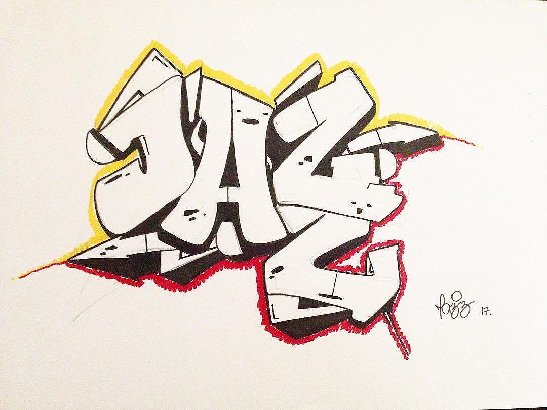 By: @pixojazz (..G...A...L..A..X...) #lettring #GraffitiArt #graffitilife #graffitilettering #tagstreet #urbanart #jazz #stabilo #sharpie #sharpieart #taggraffiti #ruaj #rjvandal #bomb #tagsandthrows #tags #throwup #fatcap #astro #arteurbana #mtnrio #xarpi #streetartrio #streetart #instagrafite #hardcore #iovebombing #grapixo #skectbook