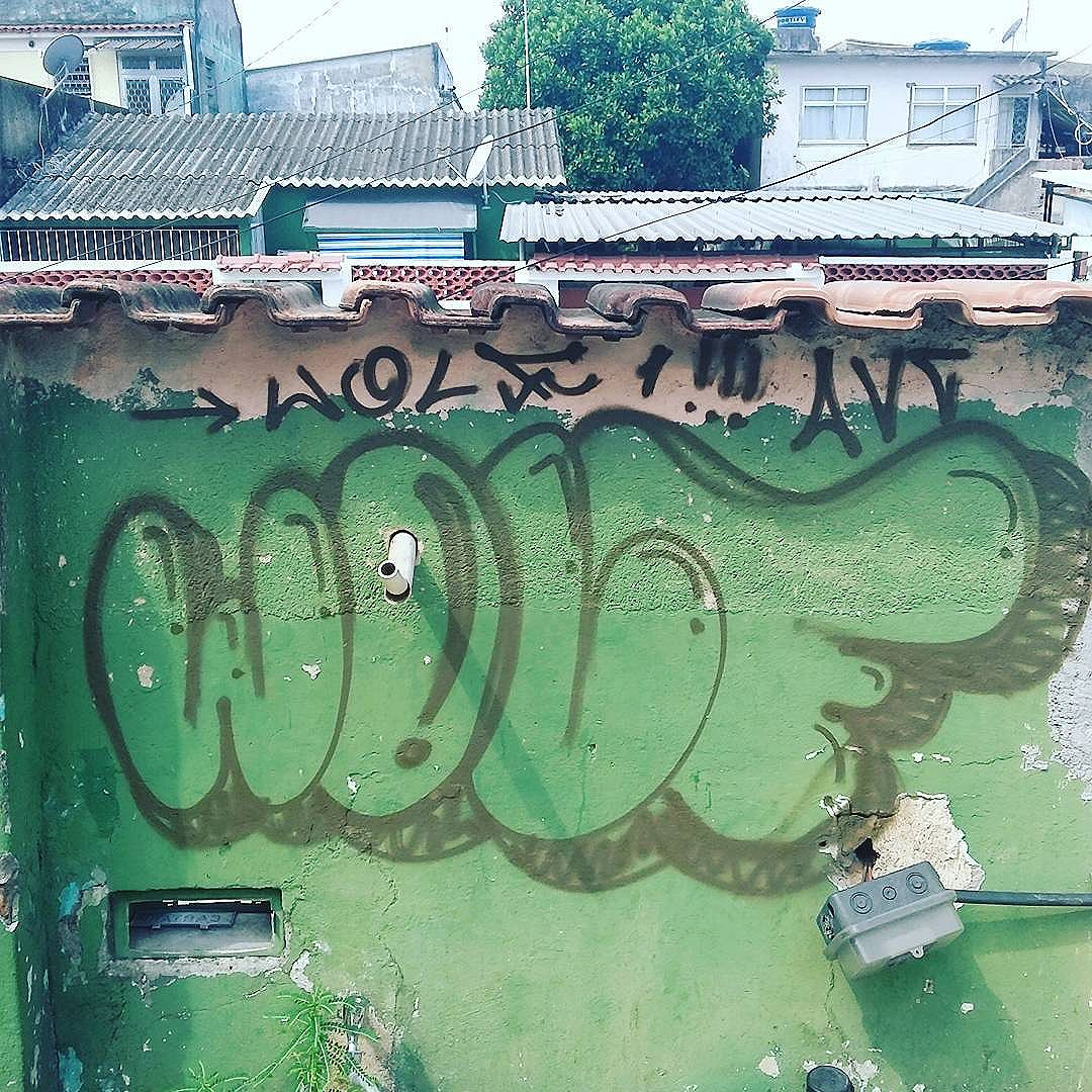 #calvinwolf #wolf #vandal #streetart #streetartrio #graffiti #instagraffiti