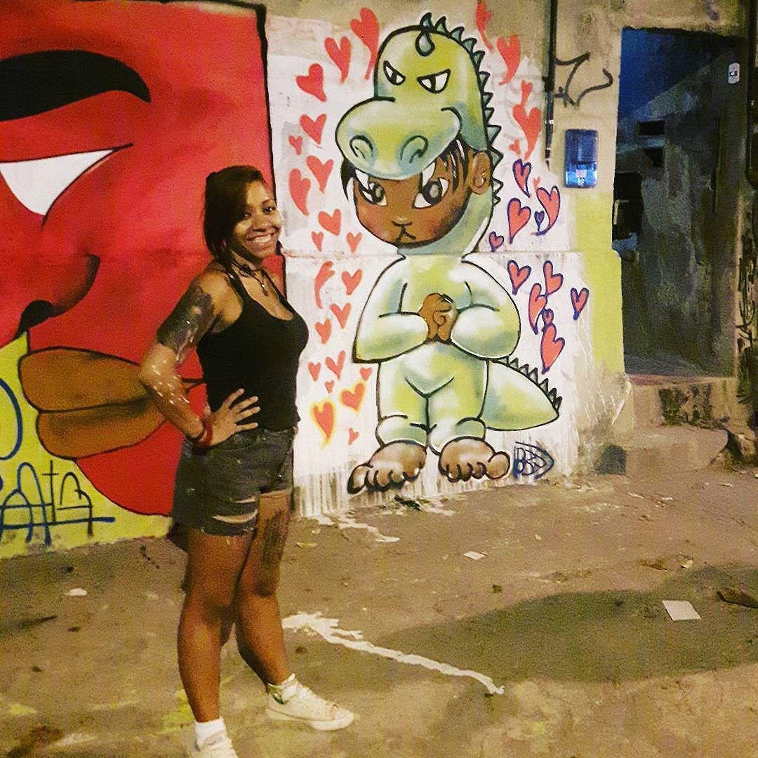 Carnaval dia 0!  #streetartrio #streetartrj #B37