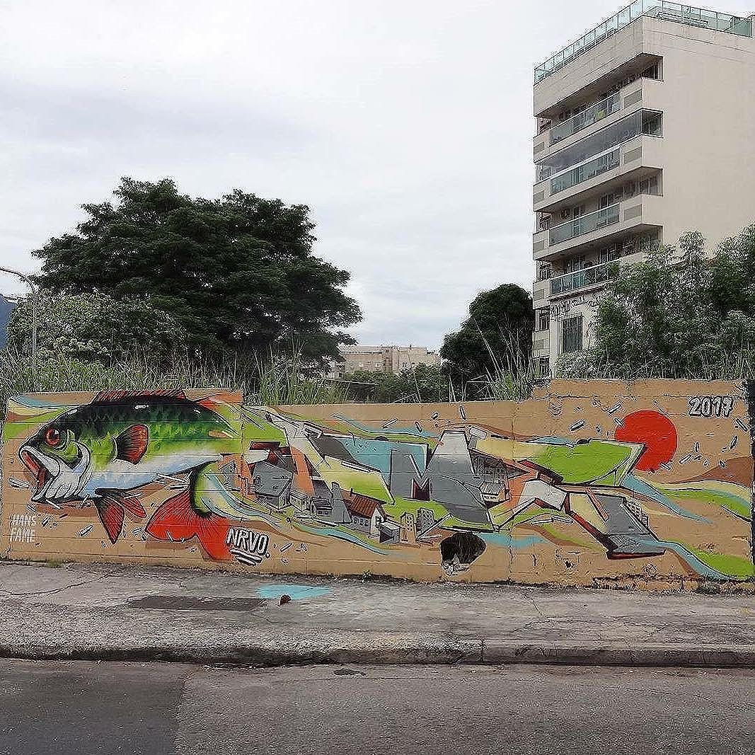 Compartilhado por: @cyber_ann #StreetArtRio | Mais detalhes da obra, local e artista em: streetartrio.com.br #streetstyle #streetart #streetlife #streets #streetworkout #streetartistry #streetphoto #art #artwork #artstagram #artlife #artista #artworks #artlovers #urban #urbanarts #urbanstyle #urbanwalls #urbanwalls #urbanandstreet #graffiti #graffitiart #graffitiporn #graffitiporn #graffitiwall #graffiticulture #riodejaneiro #rio