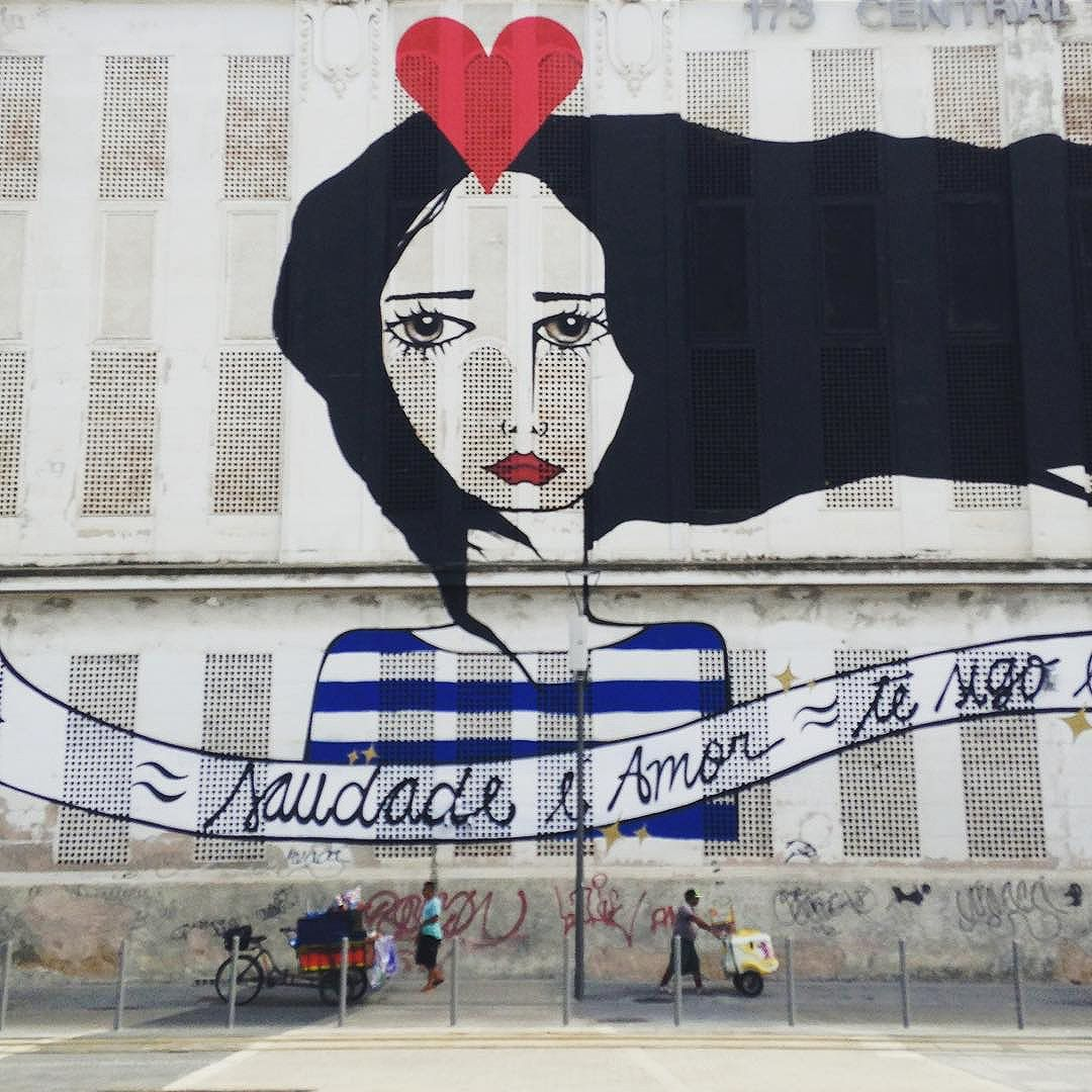 Fofurices no centro novo do Rio