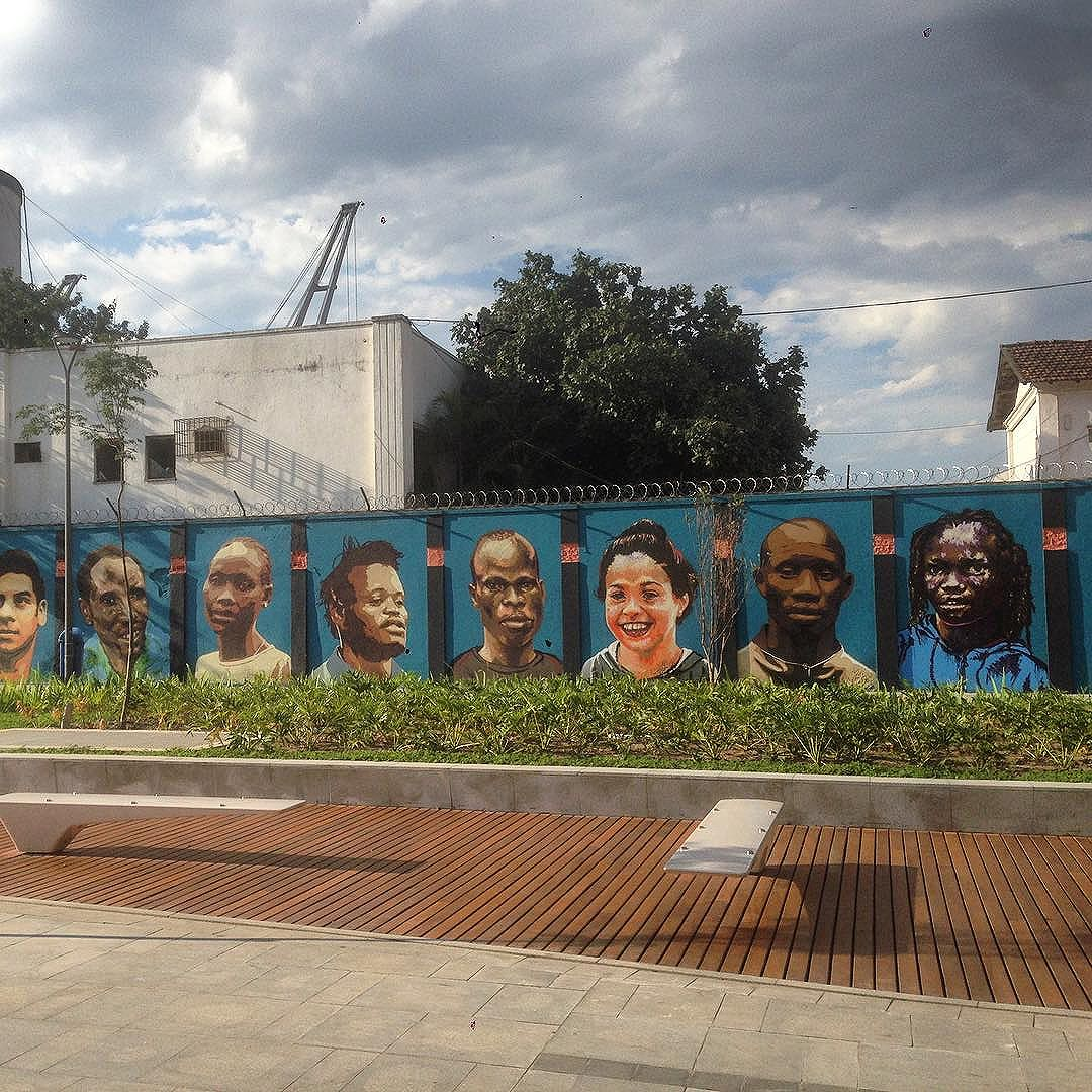 #graffiti #graffporn #streetart #streetartglobe #streetartrio #urbanart #spraydaily #muralsdaily #riodejaneiro #brazil