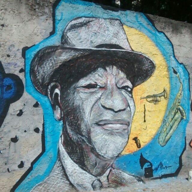 #Lapa #marcelomeloarteurbana #streetart #streetstyle #persona #musica #Pixinguinha #chorinho #choro #laparj #rj #art #graffiti #uerj #streetartrio #streetartrj