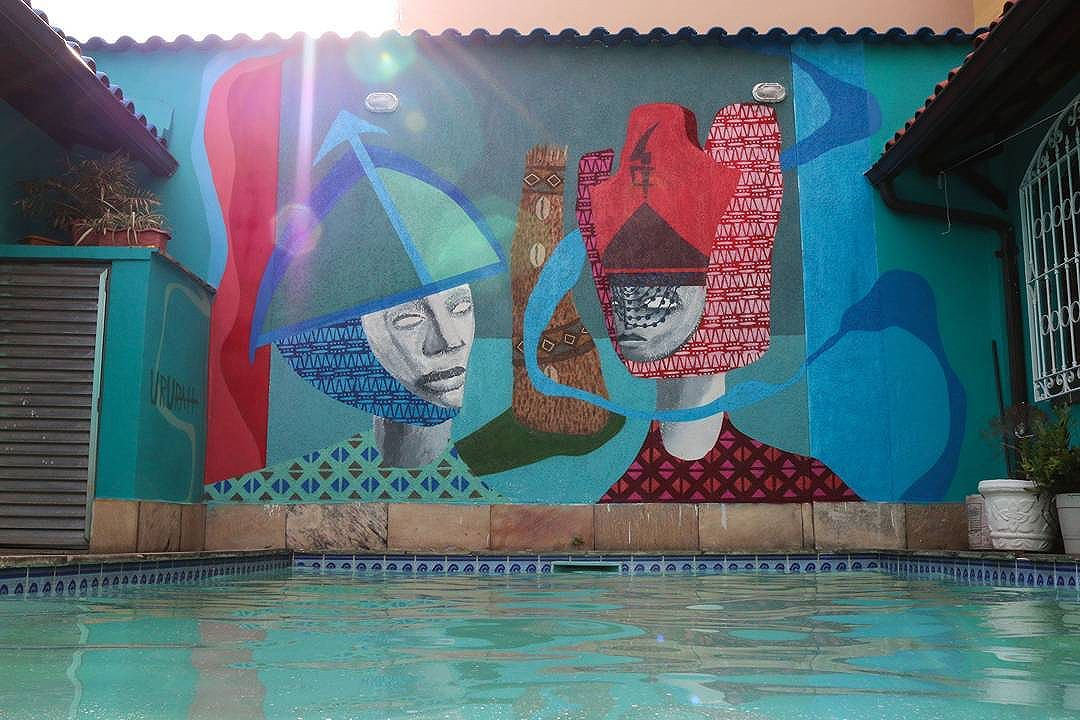 #streetart #streetartrio #graffiti #artwork #arteurbana #urbanart #ururah