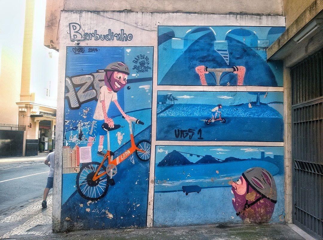 #StreetArtRio [Apagado] Grafite na Rua do Riachuelo, entre a rua André Cavalcânti e a Rua dos Inválidos, na Lapa. Artista: Cazé (@cazearte) Tirada em 02/04/2016 ____________________________________  Quer conhecer mais obras deste artista e de tópicos relacionados? Explore mais em: #g021_caze #g021_apagado