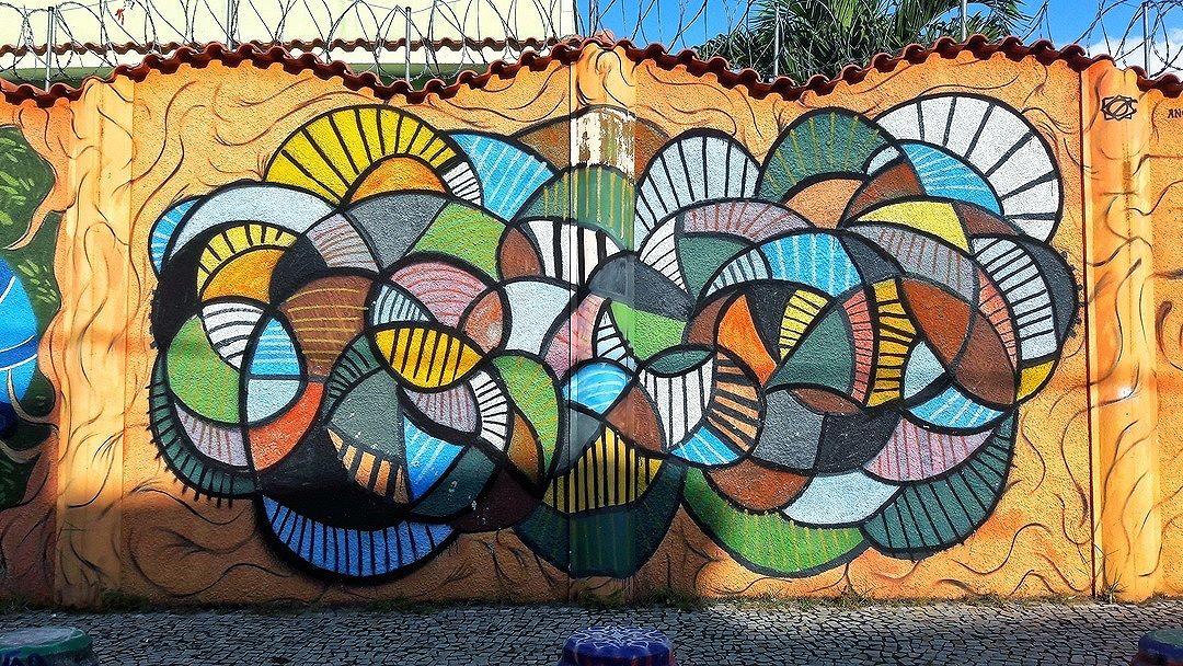 #StreetArtRio  Grafite na rua Ferreira Pontes, entre a rua Gastão Penalva e a rua Barão de Mesquita, no Andaraí. Artista: Bandeira (@__bandeira__) Tirada em 10/09/2016 ____________________________________  Quer conhecer mais obras deste artista e de tópicos relacionados? Explore mais em: #g021_bandeira