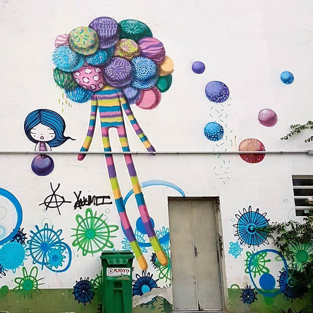#streetartrio #streetarteverywhere #streetart #streetphotography #photoart #artwall #urban #urbanart #urbanphotography #gallerywall #wallart #graffiti #graffitiart #rio #rj #riodejaneiro #mobilephotography #nofilter