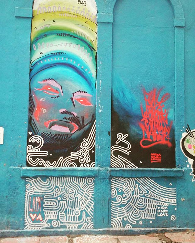 #tbt #streetartrio