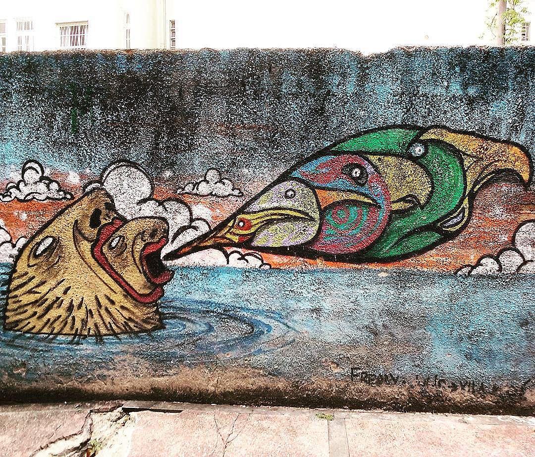 Ter o que falar Rua Arno Konder  Largo do Machado  #StreetArtRio  #grafittinoriodejaneiro