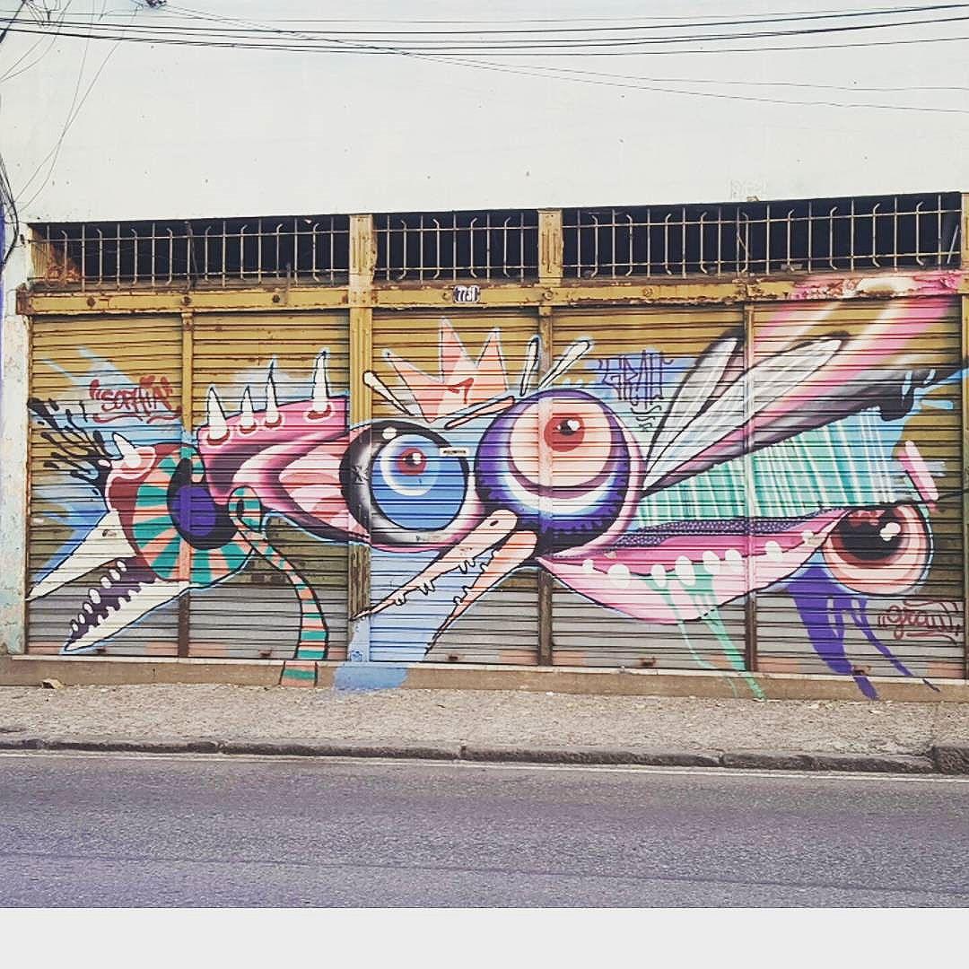Todos contra o Mosquito. Xô Dengue e d+ Prevenção é a melhor solução !!! Avenida Dom Hélder Câmara - Piedade -ZN  #olharever #pelasruasdoriodejaneiro #art #artepelasruas #pintura #paint #paintart #graffiti #graffitiart #graffitipaint #spray #sprayart #graffismo #sprayartist #streetartverywhere #streetartlovers #streetartrio #StreetArtRio #streetartofficial #streetstyle #streetartistry #streephotography  #instagralovers #urban #urbanart #urbanstreetart #mural #muralart #instagood #instagramphotography