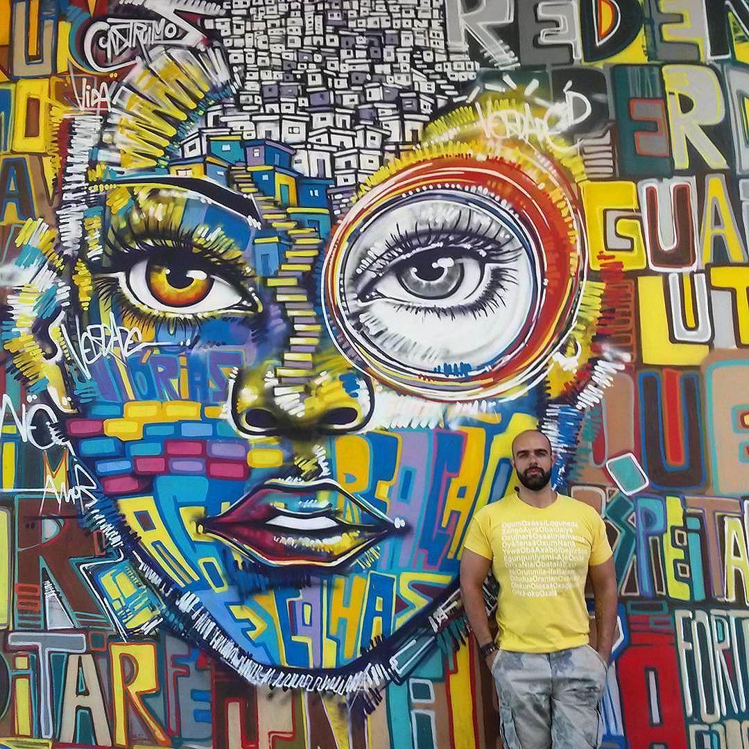 Camuflagem  #camouflage #graffiti #urbanart #streetart #coloured  #grafite #instagraffiti  #arteurbana #baldandbearded  #cores  #mam #urbanwalls #streetarteverywhere #instagraff #spraypaint #arteurbano #streetartrio