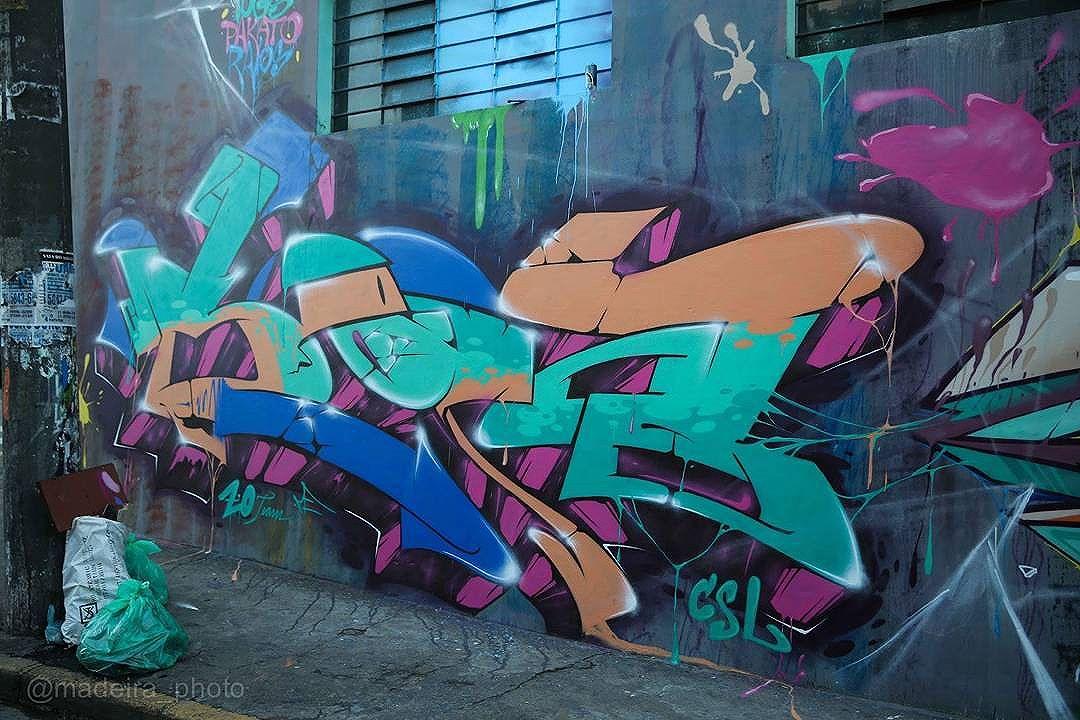 Graffiti Contra Enchente - SP 2016  Foto : @madeira_photo  #graffiti #graffitiart #streetart #art #arte #arteurbana #graffitikings #letters #weloveletters #artsy #drawing #arts #SprayArt #vscocam #wildstyle #wildstylegraffiti #brasil #graffitilovers #streetartrio #Blopa #BlopaOne