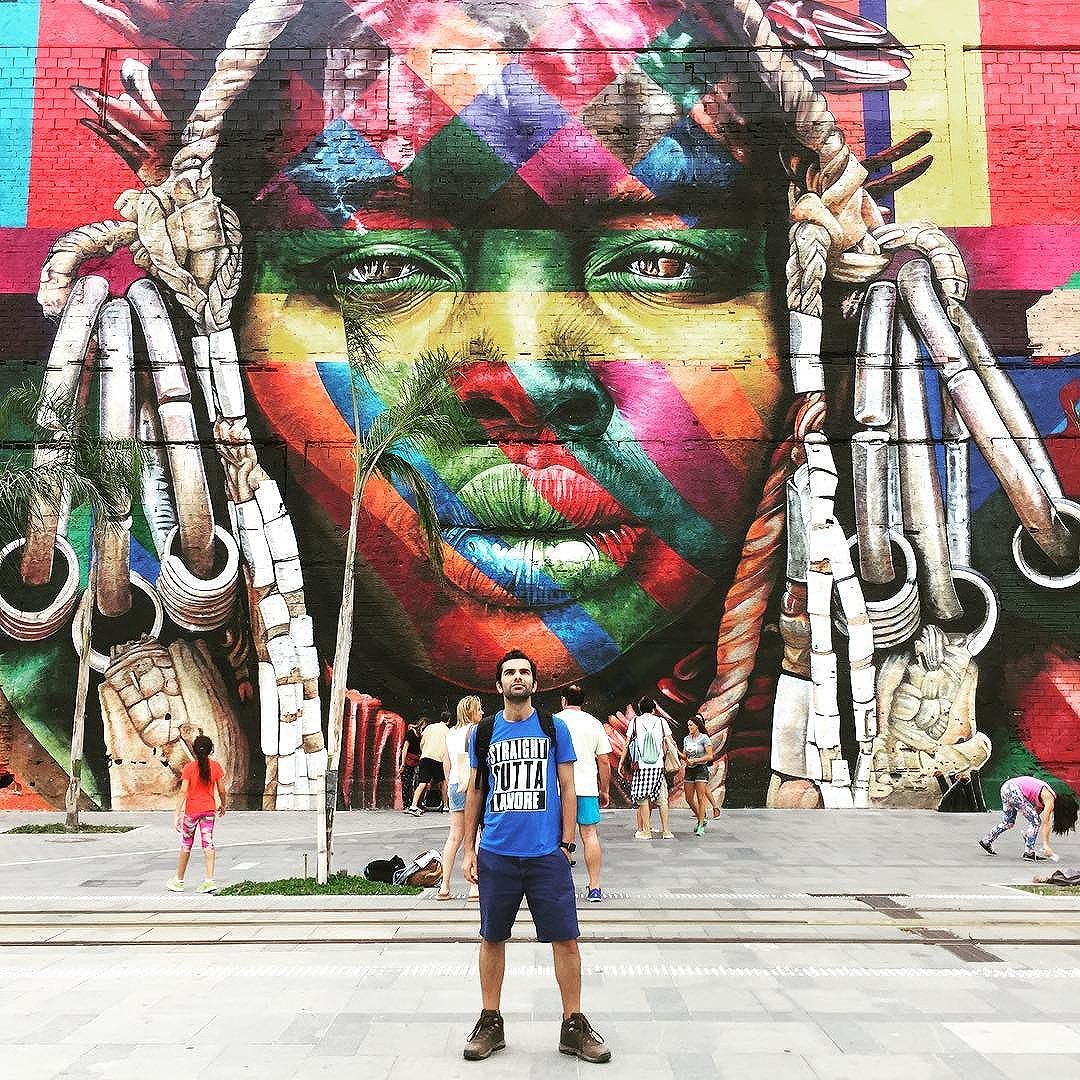 #kobrastreetart #eduardokobra #nextlevelshit #streetartrio #pout #pose #guinessworldrecord #riodejaneiro