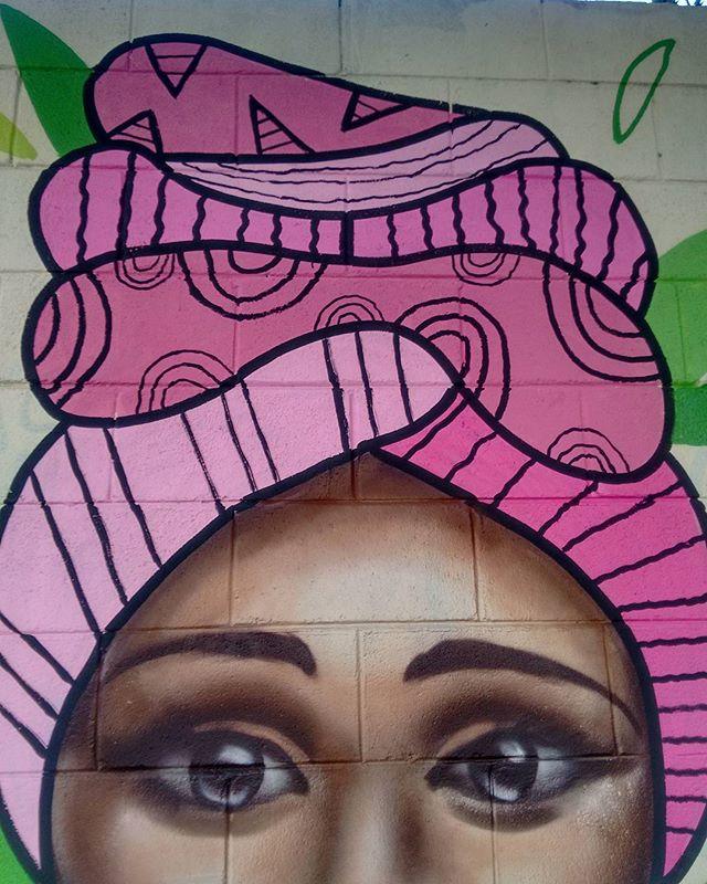 """quando conhecer sua alma pintarei seus olhos""  Amedeo Modigliani #graffiti #streetart #streetartrio #art #arteurbana #artdecor #artwork #graffitirj #brazilianart #rua #afro #black"