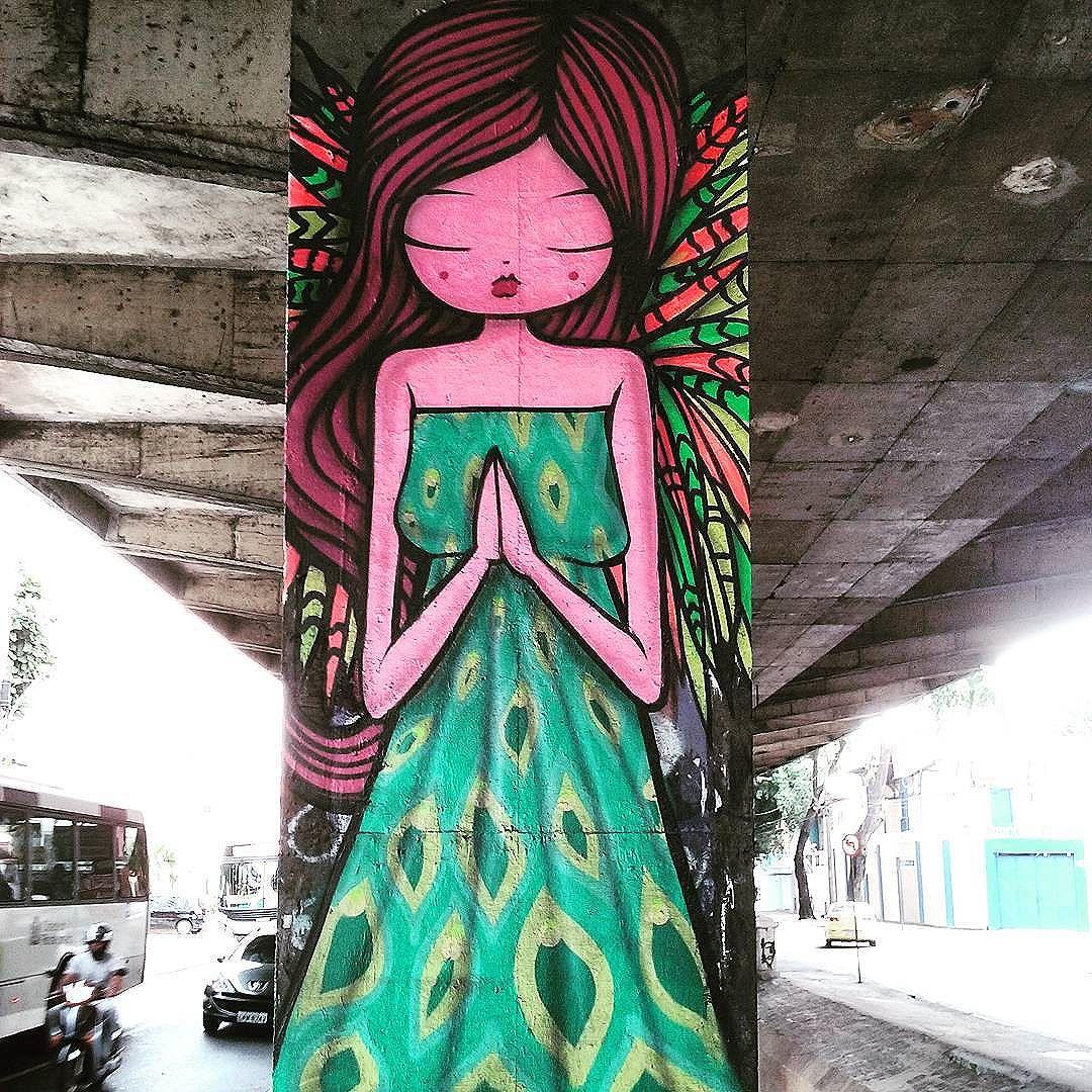 Recupera o fôlego  Avenida Paulo de Frontin  Rio Comprido  #StreetArtRio #grafittinoriodejaneiro