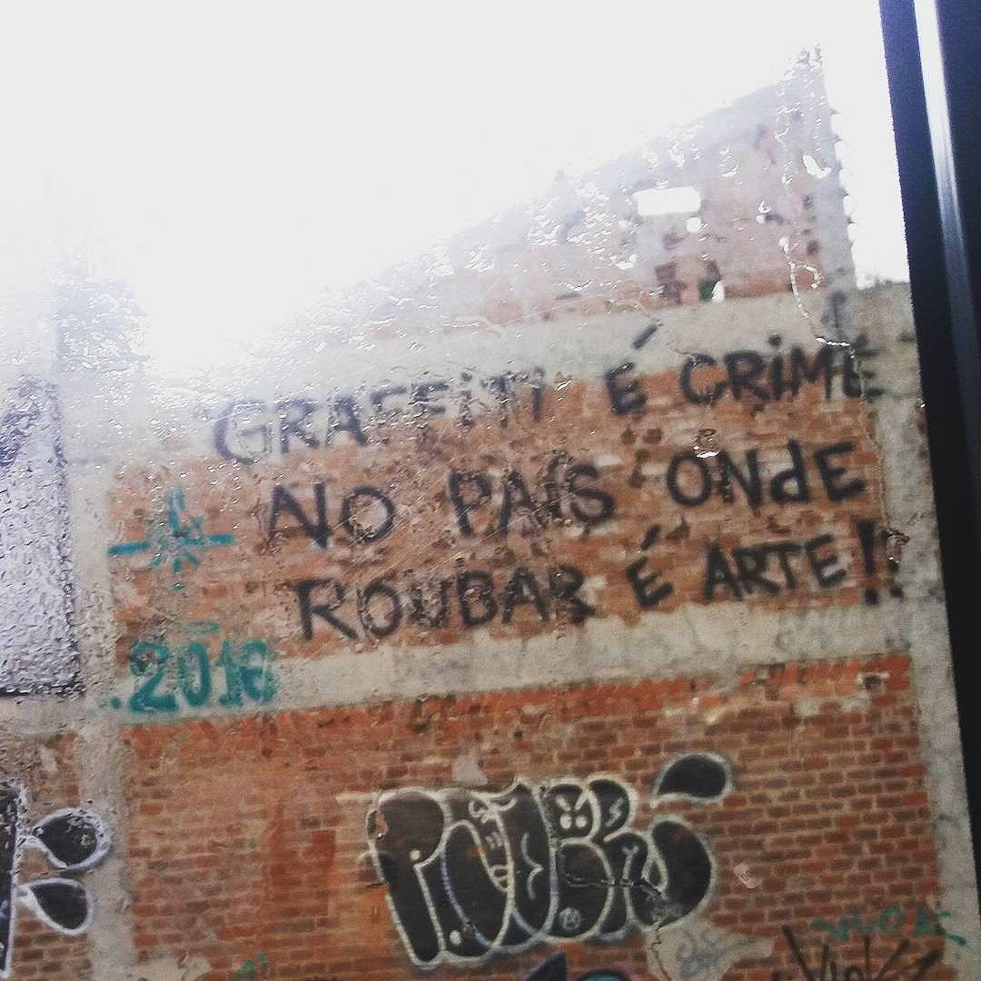 #nasparedes #onthewall #nasruas #pelasruas #021 #riodejaneiro #rio #graffiti #pixo #zonanorterj #suburbanismo #igers #igerszonanorte #igersrio #suburbigers #streetartrio
