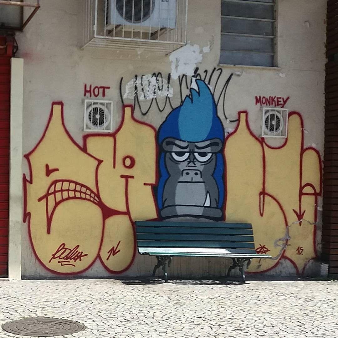 #streetartrio #grafittinoriodejaneiro #artenomuro