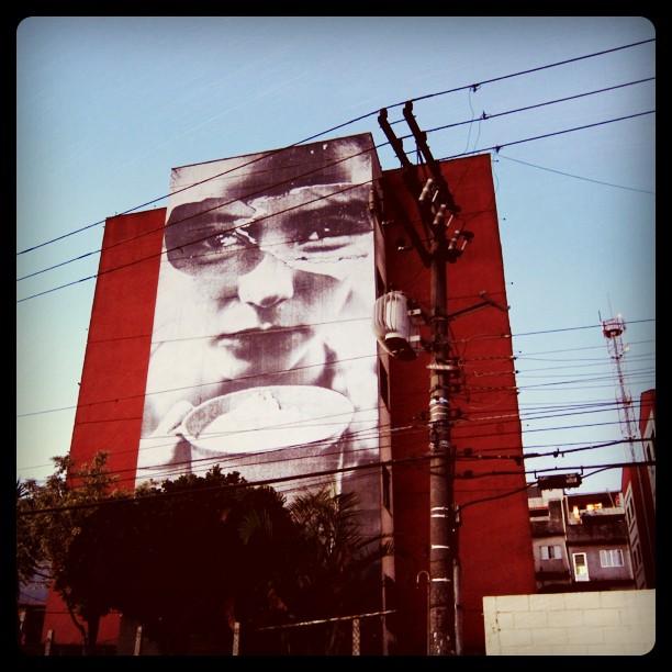 #saopaulo #cingapura #streetart #urban #panel #brazil