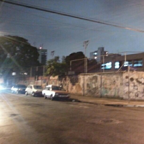 Fernão Dias Paes, onde estudei até a 8ª séria.