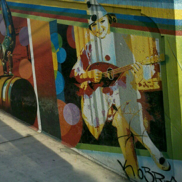 #kobra #streetartsp #streetart #mural
