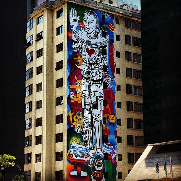 #streetartSP #existeLoveSP