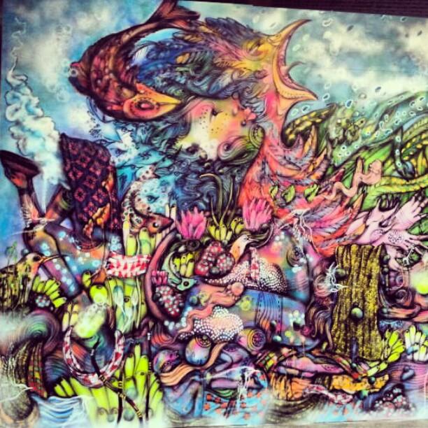 #bienal #mube #graffiti #streetart #urban #urbanart #art #painting #colours #wall #drawing #CeTildren #webstagram #instagood #instahub #instacool #picoftheday #igers #streetartsp #grafitti #igerssp