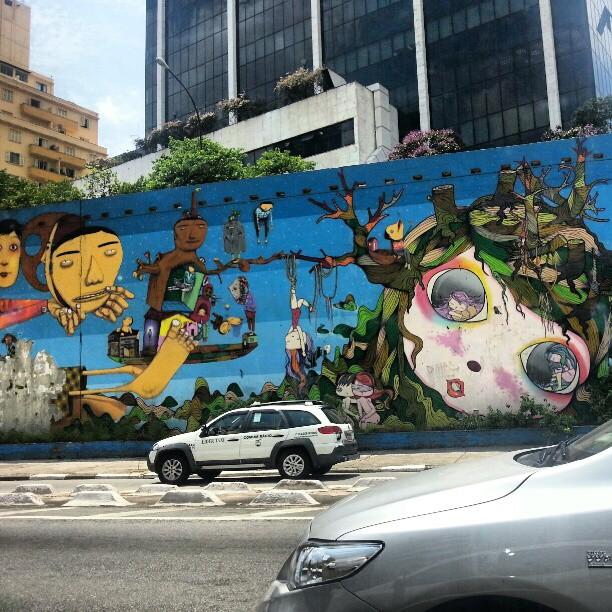 #saopaulo #brazil #brasil #city #centro #grafitti