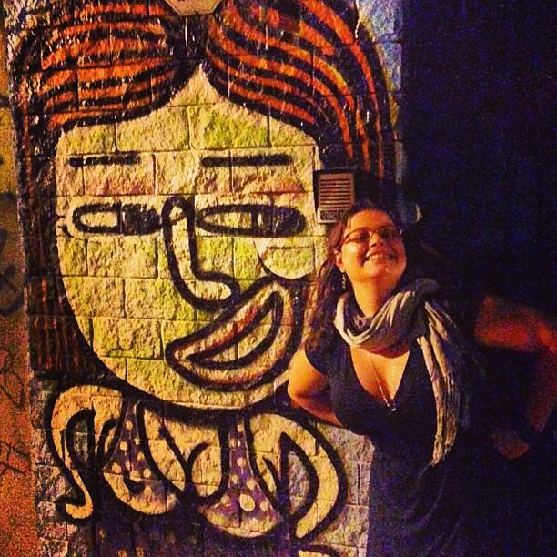 #streetartSP com @daniciola