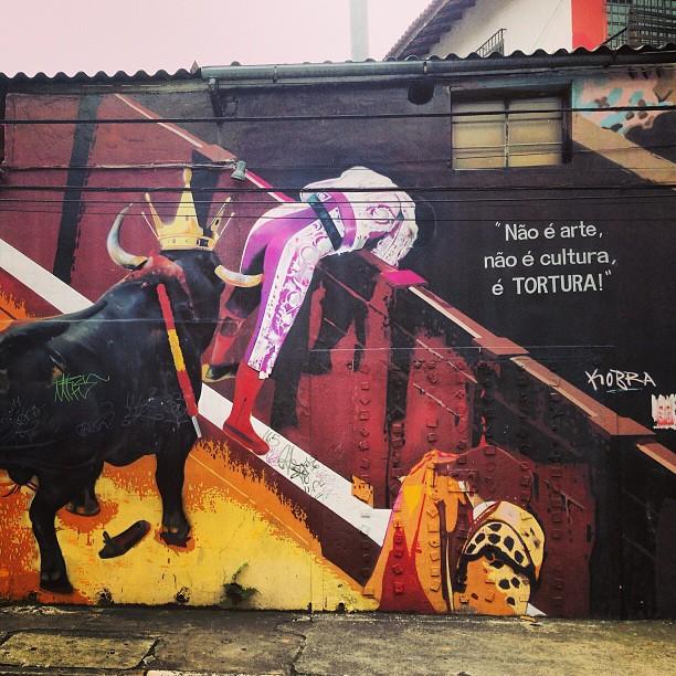 #streetartsp #kobra #vilamadalena