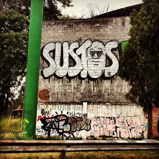#streetart #streetartsp #guarulhos #taggs #sustos #aerosolart #spray #sp #wallart #wallporno #pixo #pixacao #streetisart