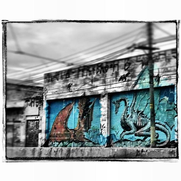 #streetartsp #grafitederua