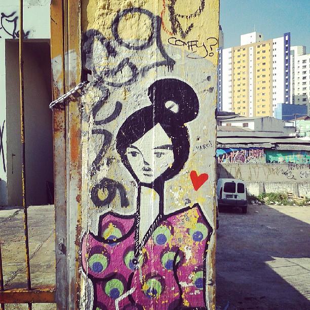 #streetart #streetartsp #graffitigram #graffitisp #vilamadalena