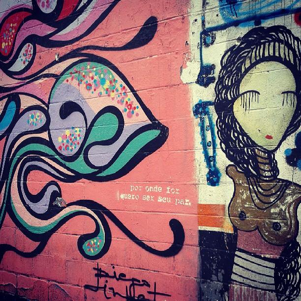 São Paulo #streetartsp #streetart