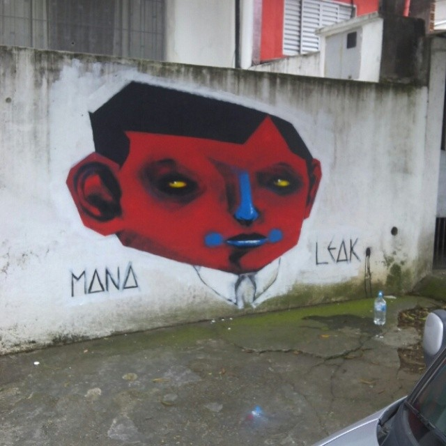 #graffiti #urbanart #arteurbana #boy #kid #jungle #me #red #draw #drawing #arte #desenho #desenhando